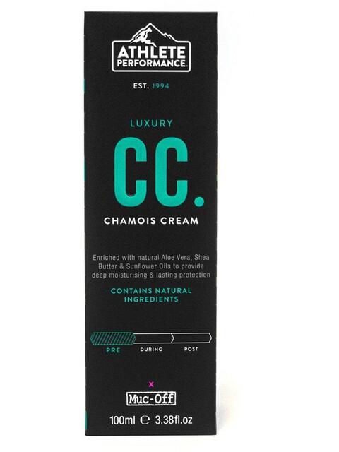 Muc-Off Luxury Chamois - 100 ml transparente